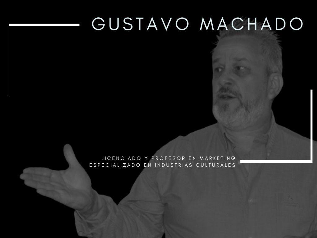 GUSTAVO MACHADO Marketing